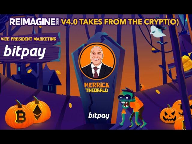Merrick Theobald - Vice President Marketing at BitPay