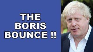 Tories Benefit from Boris Bounce!