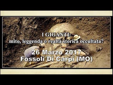 I Giganti : Mito, Leggenda o Realtà Storica Occultata?