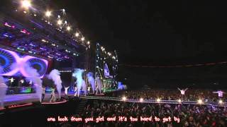 JYJ - Be My Girl remix (YC focus) [eng + karaoke sub]