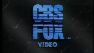 CBS/FOX Video/MGM/UA Entertainment Co. (Diamond Jubilee) Logos