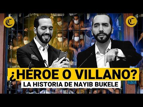 ¿Quién es NAYIB BUKELE  y por qué lo acusan de AUTORITARIO en El Salvador? BIOGRAFÍA