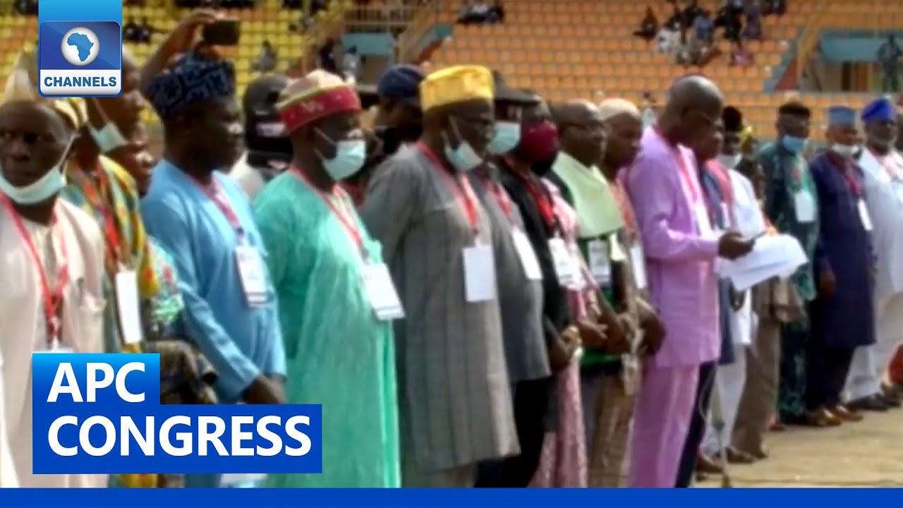 Download Omotosho Returns As APC State Chairman In Ekiti