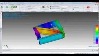 IDEAL PLM - Пример моделирования балочных систем в Solid Edge