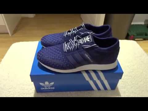 Adidas Los Angeles Blue