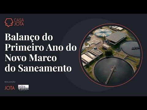 Webinar Balanço do Primeiro Ano do Novo Marco do Saneamento l 15/07 9h