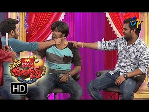 Sudigaali Sudheer Performance – Extra Jabardasth - 9th September 2016– ETV  Telugu