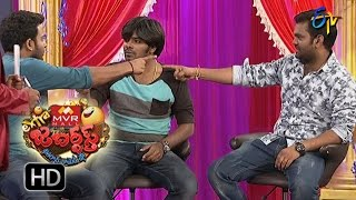 Sudigaali Sudheer Performance – Extra Jabardasth - 9th September 2016– ETV  Telugu