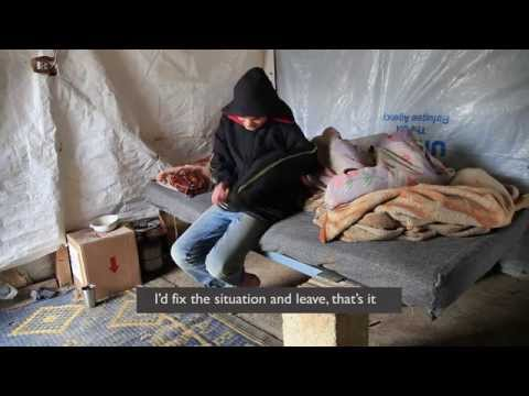 Ahmed's Story | Syria: The Forgotten Millions