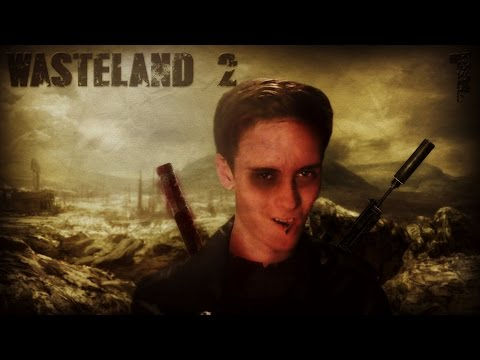 Wasteland 2 Walkthrough Part 1 - MAN DOWN! Gameplay Let's Play Review PC 1080p
