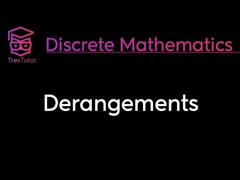 [Discrete Math 2] Derangements