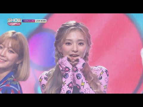 Show Champion EP.291 fromis_9 - LOVE BOMB