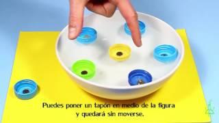 Magnetismo en el agua. Experimentos (Divertiaula)