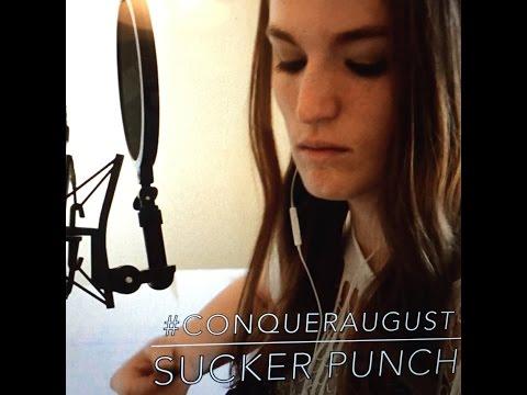 Sucker Punch   Melanie Anne (#ConquerAugust - Day 4)
