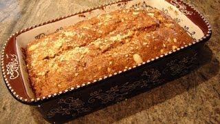 Walnut Applesauce Bread By Diane Love To Bake