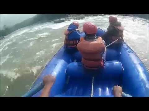 A River Raft Adventure in Beas