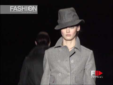 BORBONESE Fall 2004 2005 Milan - Fashion Channel