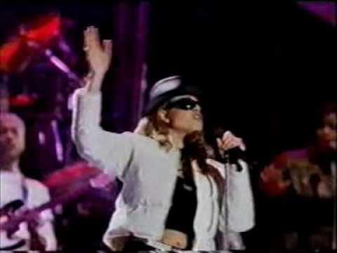 Mariah Carey - Just Be Good To Me (Live)