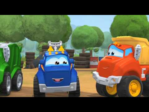 The Adventures of Chuck & Friends: When Trucks Fly (2/5) Clip (2013)