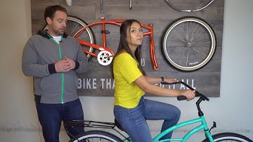Cruiser Bike Sizes for Women, the Ultimate Guide