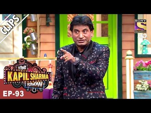 Have a blast, Raju Srivastav is here - The Kapil Sharma Show - 26th Mar, 2017