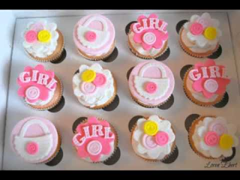 Easy Diy Baby Shower Cake Decorating Ideas Girls Youtube