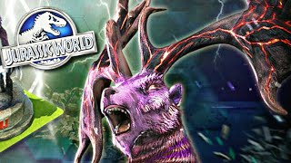 Maelstrom 08 Boss Vs Indominus Rex! - Jurassic World o Jogo [The Game]
