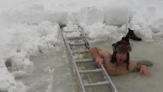 Captain Quinn's Winter/Cold Water Challenge