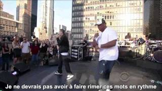 Download Eminem - Not Afraid Live (HD) vostfr MP3 song and Music Video
