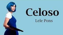 Lele Pons - Celoso (Lyrics/Letra)