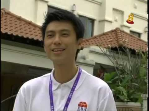Career Blueprint on MediaCorp Channel 8 in 2006