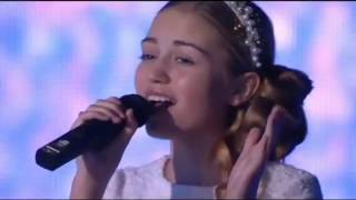 Софья Фисенко - Месяц дружок (гала-концерт детского фестиваля танца