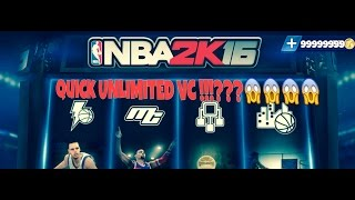 HOW TO GET UNLIMITED VC IN MINUTES IN NBA 2K16!!??|UNLIMITED VC IN NBA 2K16 IOS