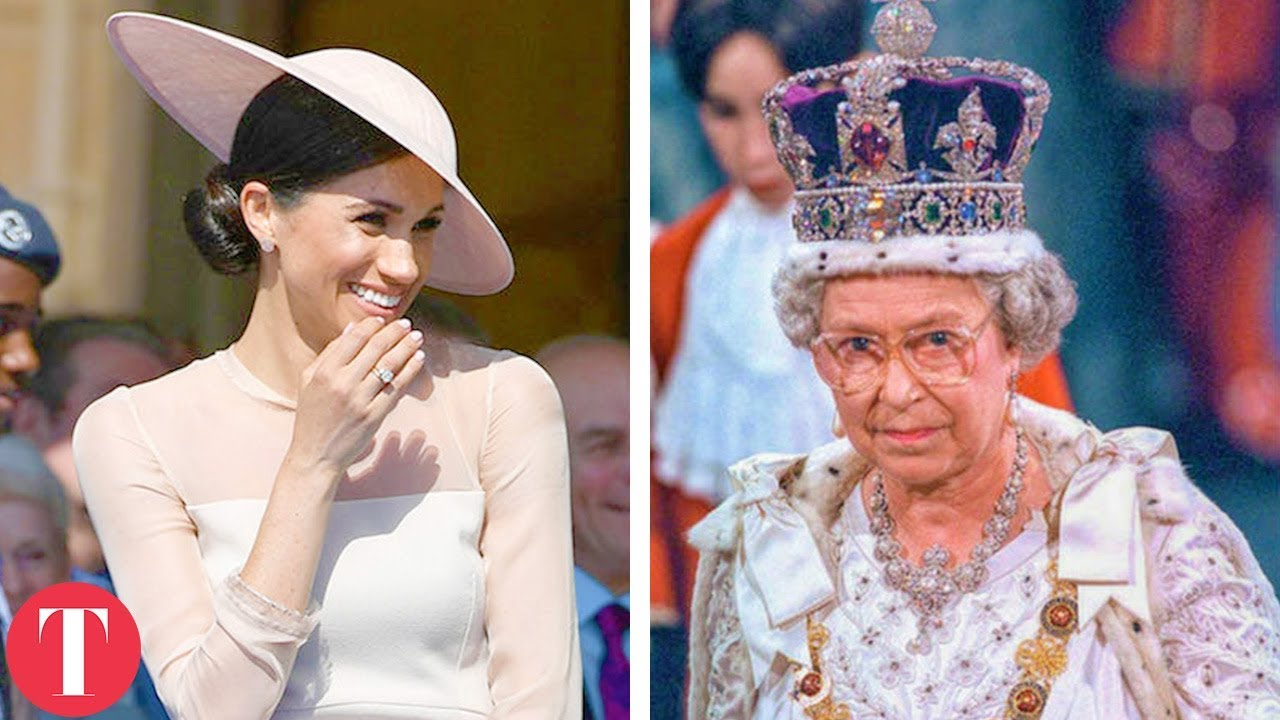 Meghan Markle And 10 Other Royal Family Members' Net Worth Revealed