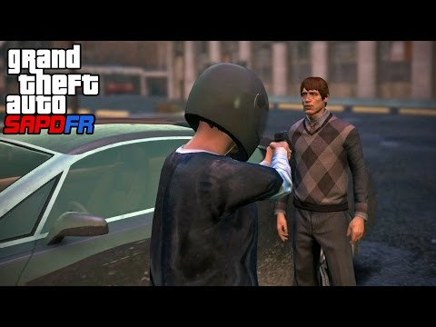 GTA SAPDFR - DOJ 111 - Armed Car-Jacking...