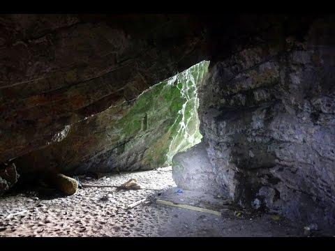 MacKinnons cave: Isle of Mull