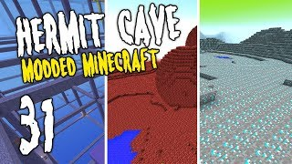 Hermit Cave: 31 | Dimension Creations! | Modded Minecraft