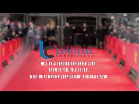 Berlinale 2018 | 68th Berlin International Film Festival | Lingual Consultancy