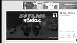 R.I.P. Hotline Roblox