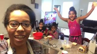 Cook With Us / Homemade Stuffing & How I Season My Turkey / LAAVASMOM