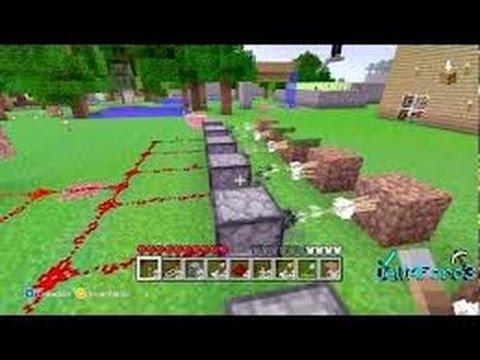 Minecraft - Cómo Hacer Un Dispensador Automático De Flechas