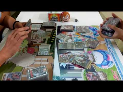 Bugong Thailand Cardfight Vanguard Hole 16 Royal(Majesty&Thing Saver)VS Shadow(Raging)