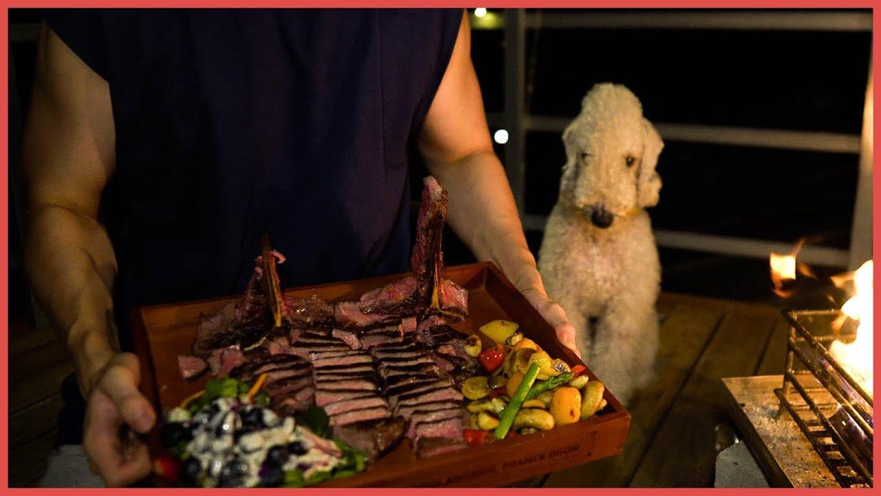 고기남자의 첫 캠핑