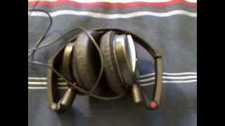 sony mdr nc7 noise canceling headphones review
