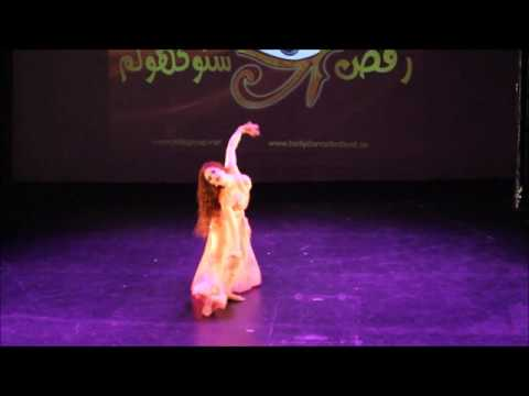 1st place Stockholm Belly Dance Festival 2017