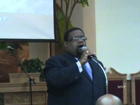 1155. I Shall Not Be Moved- - Minister David Wilson, leading