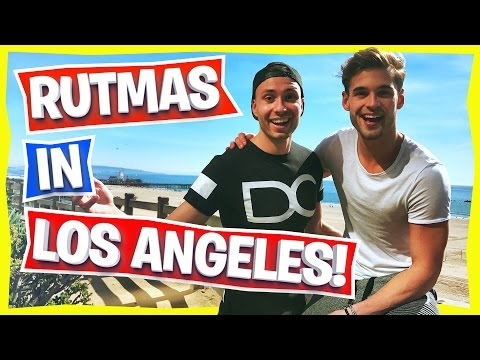 RUTMAS IN LOS ANGELES! (Vlog) | #Furtjuh