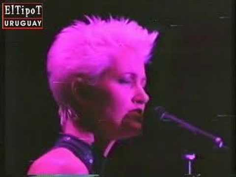 ROXETTE - It´s must have been love (Live) Uruguay