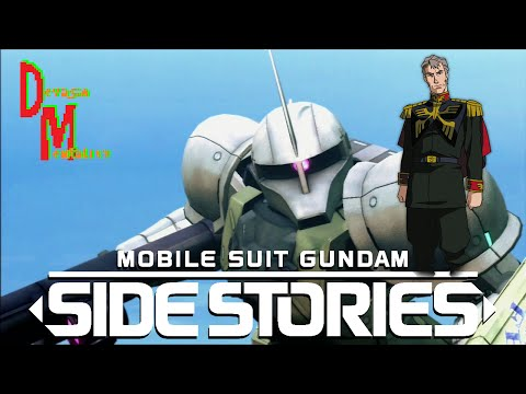 Mobile Suit Gundam: Side Stories | DevasiaMentality Plays ZF - Part 6