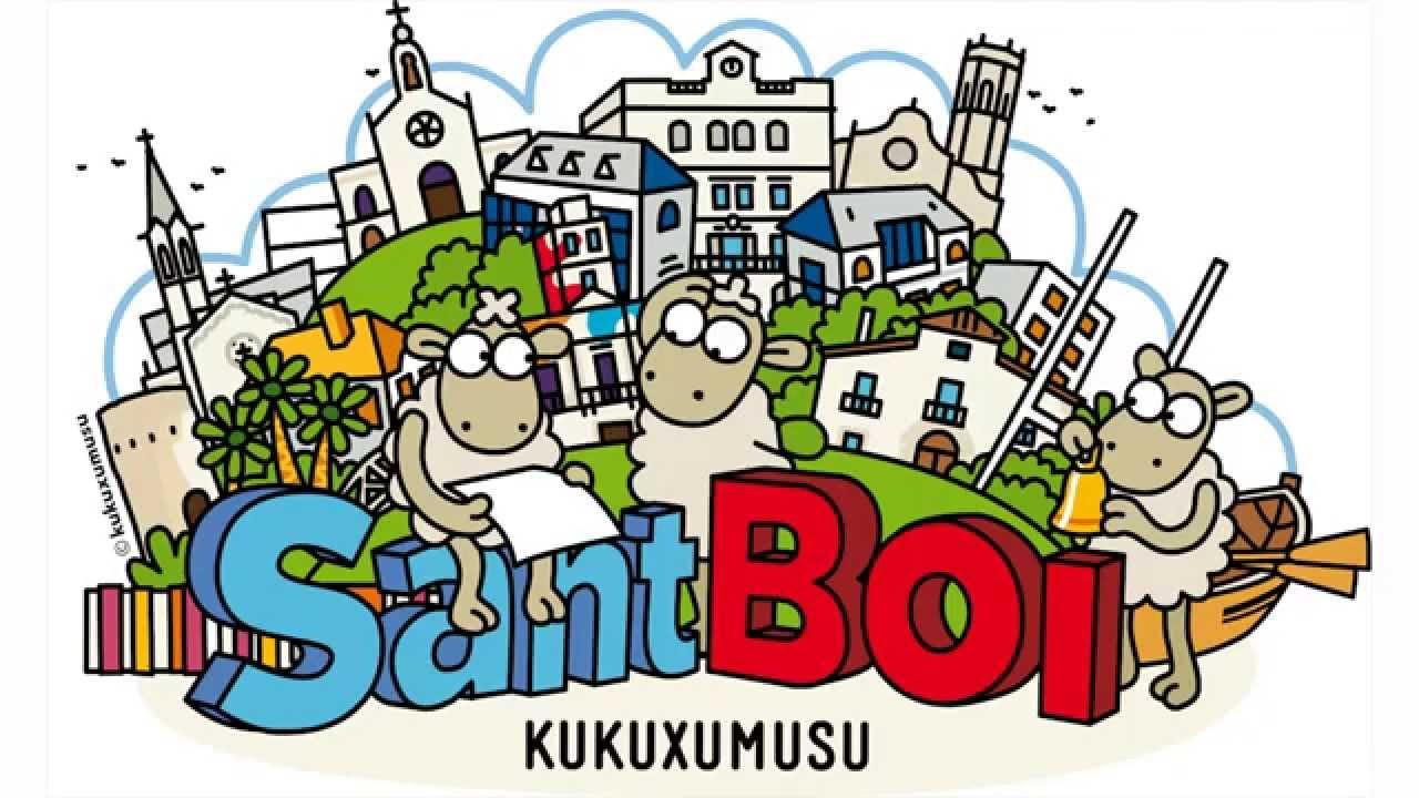 De turismo por sant boi de llobregat con kukuxumusu youtube - Sofas sant boi de llobregat ...